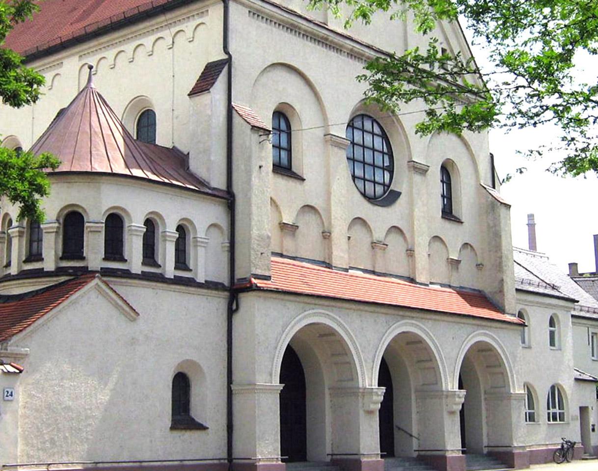 CRKVA SV SEBASTIANA AUGSBURG
