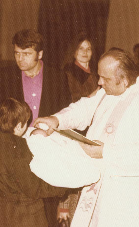 krstenje